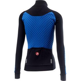 Castelli Sfida Full Zip Jersey Women lapis blue